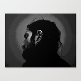 Frusciante Self Canvas Print