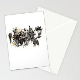 Vile Cosmos (of which we are part) by Brian Benson Stationery Cards