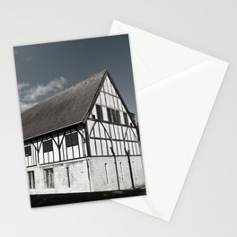 The Hospitium in York museum gardens Stationery Cards