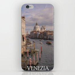 Canal grande Venice iPhone Skin