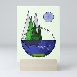 SummerBreeze Mini Art Print