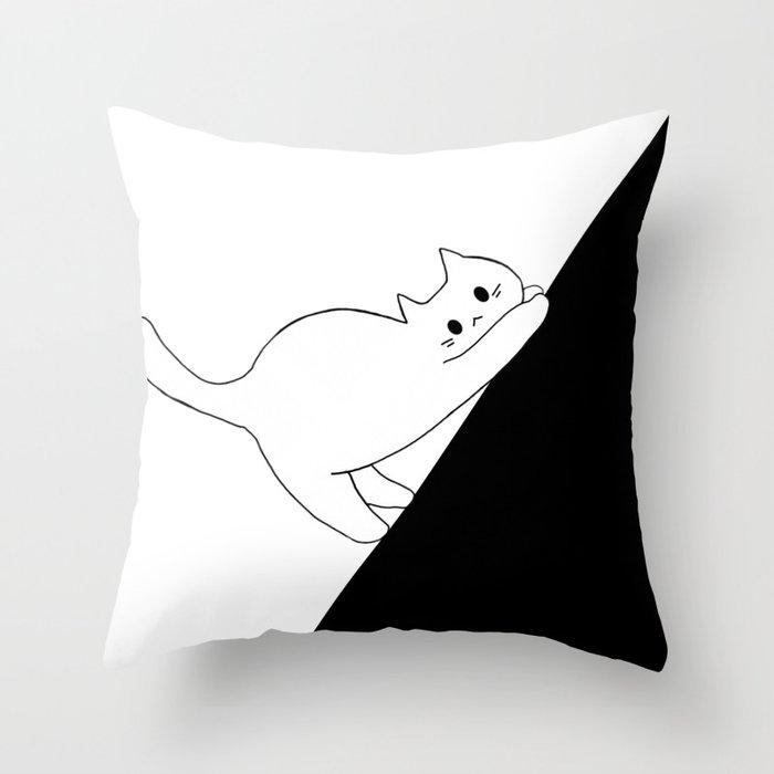 cats 620 Throw Pillow