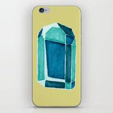 water crystal. iPhone & iPod Skin