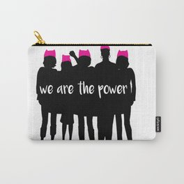 we are the power 2017 Carry-All Pouch