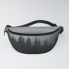 Forest Alpine Fanny Pack