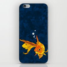 A fish! A fish! A fishy... OH!! iPhone & iPod Skin