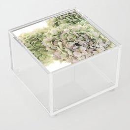 Hydrangea Acrylic Box