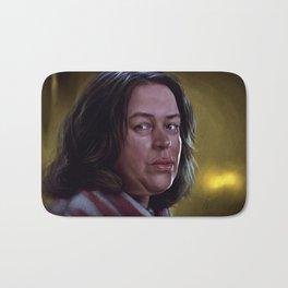 Annie Wilkes - Misery fanart Bath Mat