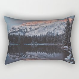 Mount Cascade Rectangular Pillow