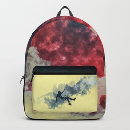 Falling Out Backpack