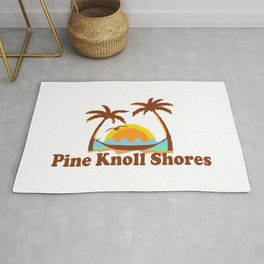 Pine Knoll  Shores - North Carolina. Rug