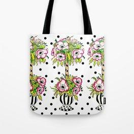 topiary garden Tote Bag