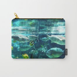 Up Close & Personal With Fish Carry-All Pouch