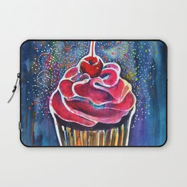 Rainbow Cupcake Laptop Sleeve