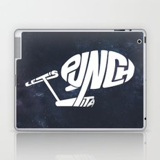 Let's punch it. Laptop & iPad Skin