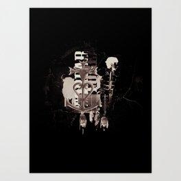 NIMENO II Art Print