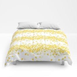 forsythia Comforters