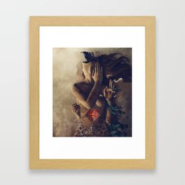 Inner Oracle Framed Art Print