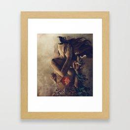 Inner Oracle Framed Art Print