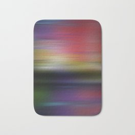 Abstract Landscape 3 Bath Mat