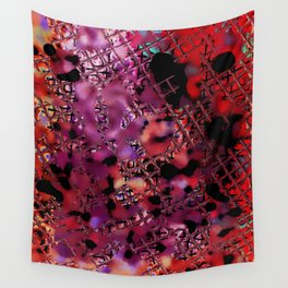 Square et Tumulte Wall Tapestry