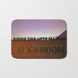 A Rising Tide Lifts All Boats Bath Mat