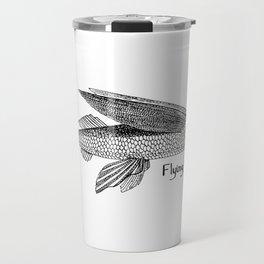 Flying Fish Travel Mug