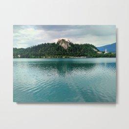 The Magical Lake Bled (Slovenia) Metal Print