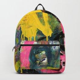 NYC GRAFFITI WALL II Backpack