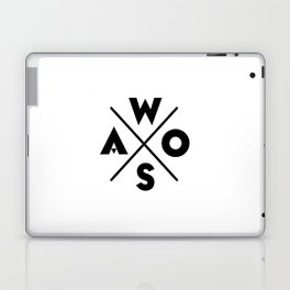 WOSA - World of Street Art Laptop & iPad Skin