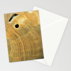 agate stone texture Stationery Cards