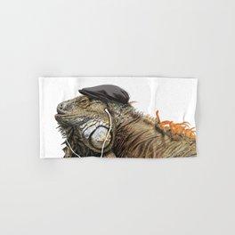 Iguana Hand & Bath Towel