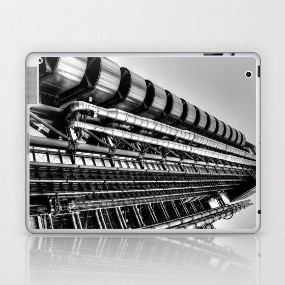 Lloyds Building, London Laptop & iPad Skin
