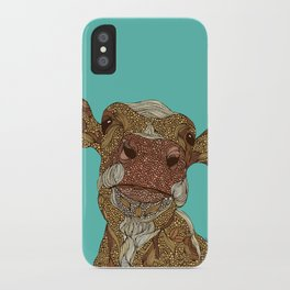 Arabella iPhone Case