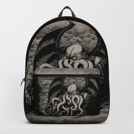 The Rise of Great Cthulhu Backpack
