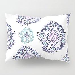 doodle ikat Pillow Sham
