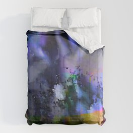 glitch cloud 6. Comforters