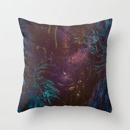 Universe Watcher Throw Pillow