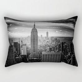 Empire State Building, New York City Rectangular Pillow