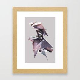 Grace and Class Framed Art Print