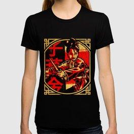 Golden Swallow - Vengence (Tall) T-shirt