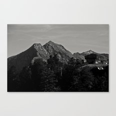 Wanna live there ? Canvas Print