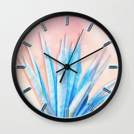 Agave Azul Wall Clock