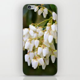 White Bells iPhone Skin