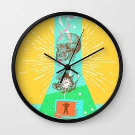 SCIENCE OF MUSIC Wall Clock