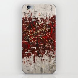 Off Limits iPhone Skin