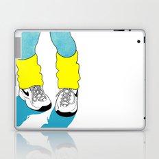 Rainbow Gossip - Blue Laptop & iPad Skin