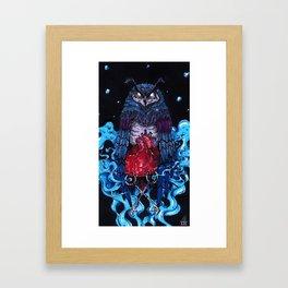 Nameless Promise Framed Art Print