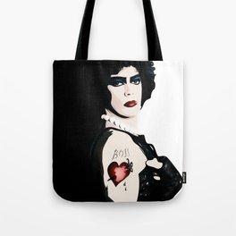 Dr Frank n Furter - Rocky Horror Picture Show Tote Bag