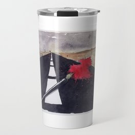 penna macchia Travel Mug